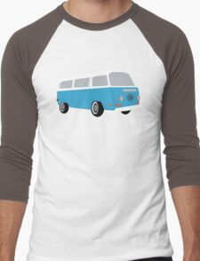 LOST Dharma Bus Men's Baseball ¾ T-Shirt