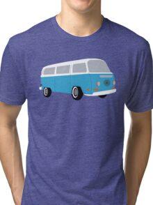 LOST Dharma Bus Tri-blend T-Shirt