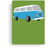 LOST Dharma Bus Canvas Print