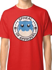 Pokemon Spheal of Approval Classic T-Shirt