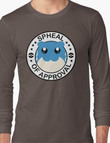 Spheal of Approval Long Sleeve T-Shirt
