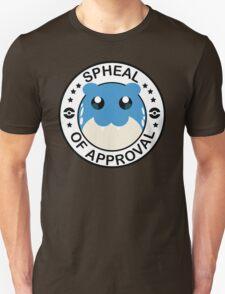 Pokemon Spheal of Approval Unisex T-Shirt