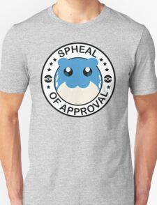 Pokemon Spheal of Approval T-Shirt