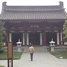 Buddhist Temple by barnsy
