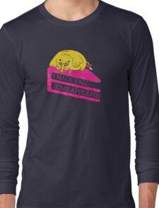 Tree Trunks Adventure Time Long Sleeve T-Shirt
