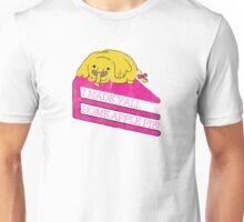 Tree Trunks Adventure Time Unisex T-Shirt