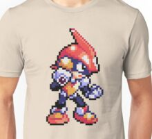 Pulseman - SEGA Genesis Sprite Unisex T-Shirt