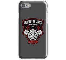 Immortan Joe's Customs iPhone Case/Skin