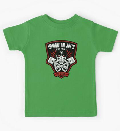 Immortan Joe's Customs Kids Clothes