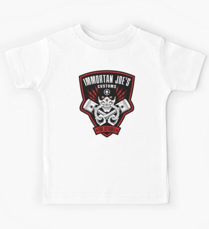 Immortan Joe's Customs Kids Clothes