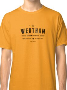 Misfits Wertham Community Centre Classic T-Shirt