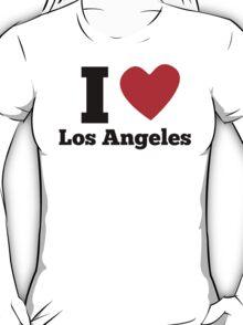 I Heart Los Angeles T-Shirt