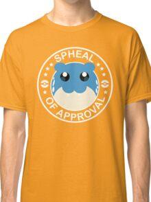 Pokemon Spheal of Approval - White Classic T-Shirt