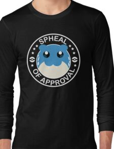 Spheal of Approval - White Long Sleeve T-Shirt