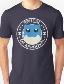 Pokemon Spheal of Approval - White T-Shirt