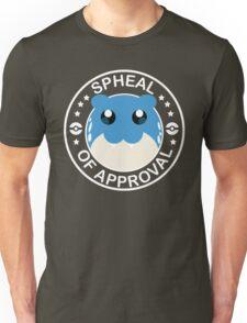 Spheal of Approval - White Unisex T-Shirt