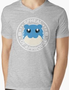 Pokemon Spheal of Approval - White Mens V-Neck T-Shirt