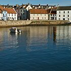 St Monans, Fife by Julie McBrien