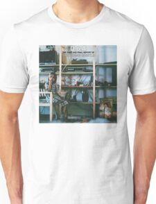 THROBBING GRISTLE - D.O.A. - THE THIRD AND FINAL REPORT Unisex T-Shirt
