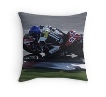 Eastern Creek - Turn One Throw Pillow