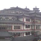 Shanghai Building by barnsy