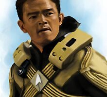 Sulu by KaitlinMarieArt