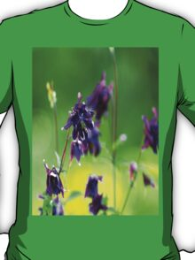 Purple Columbines Lite T-Shirt