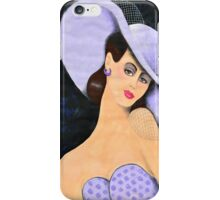 Lady Belle iPhone Case/Skin