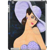 Lady Belle iPad Case/Skin