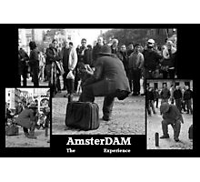 The AmsterDAM experience Photographic Print