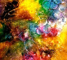 Autumn Berries...Abstract by ©Janis Zroback