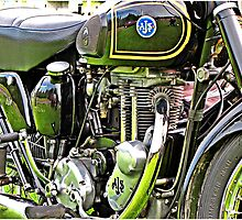 """""""Classic Motor Bikes"""" by mrcoradour"""