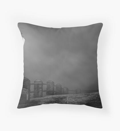 Come to me when losing the way Throw Pillow