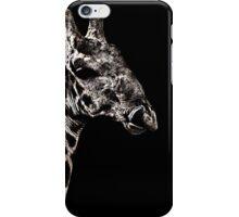 Giraffe Portrait Fine Art Print iPhone Case/Skin