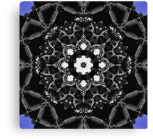 Metro Array 0x01 Canvas Print