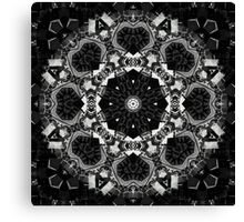 Metro Array 0x02 Canvas Print