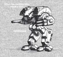 hellhound by greggmorrison