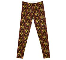 Fire Jerry - Design  2 Leggings