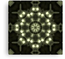 Metro Array 0x10 Canvas Print
