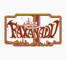 Faxanadu One Piece - Short Sleeve