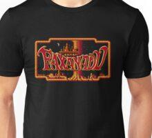 Faxanadu - NES Title Screen Unisex T-Shirt