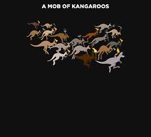 A Mob of Kangaroos Unisex T-Shirt