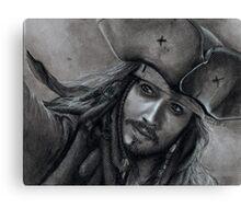 "You Forgot ""Captain"" Canvas Print"