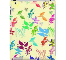 Summertime Songs iPad Case/Skin