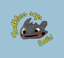 Toothless Says Smile! Unisex T-Shirt