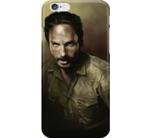 Rick Grimes iPhone Case/Skin