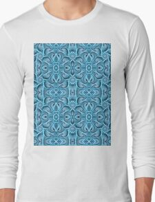 Rope Patterns 1 Long Sleeve T-Shirt