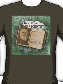 Popular Science: Charles Darwin 2 T-Shirt