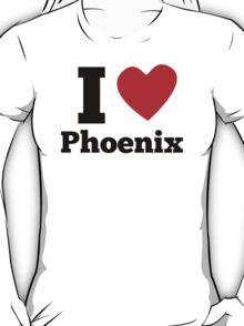 I Heart Phoenix T-Shirt