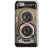 Antique Camera Design iPhone Case/Skin